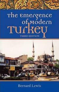 The Emergence of Modern Turkey cover