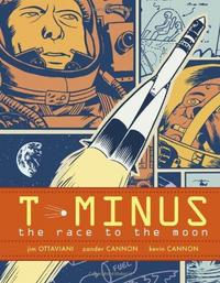 T-Minus: The Race to the Moon cover