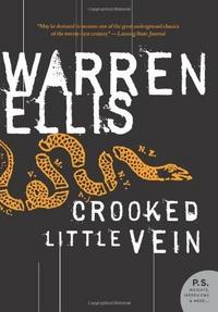 Crooked Little Vein cover