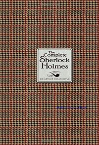 The complete Sherlock Holmes cover