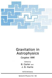 Gravitation in Astrophysics cover