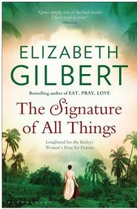 The Signature of All Things cover