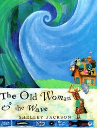 The Old Woman and The Wave, cover