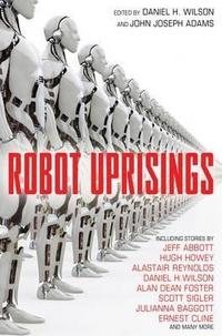 Robot Uprisings cover
