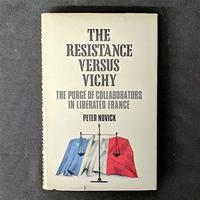 The Resistance versus Vichy cover
