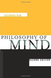 Philosophy of mind cover
