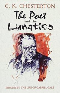 The Poet and the Lunatics cover