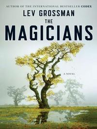 The Magicians cover