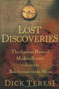 Lost Discoveries cover