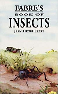Fabre's Book of Insects cover