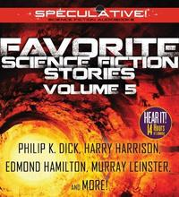 Favorite Science Fiction Stories cover