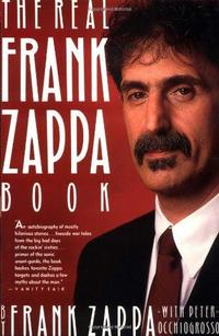 The Real Frank Zappa Book cover