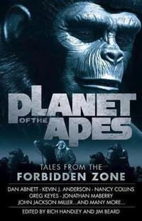 Planet of the Apes: Tales from the Forbidden Zone cover