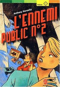 Public Enemy Number Two cover