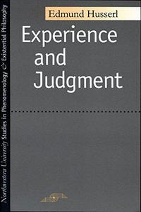 Experience and Judgment cover