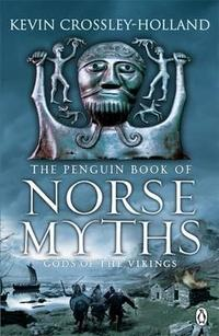 The Penguin Book of Norse Myths cover