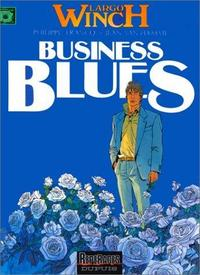 Business Blues cover