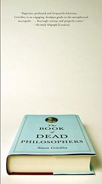 The book of dead philosophers cover