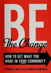 Be the change cover