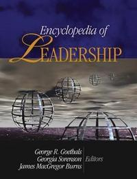 Encyclopedia of Leadership cover