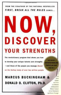 Now, Discover Your Strengths cover