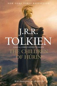 The Children of Húrin cover