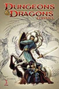 Dungeons Dragons Classics cover