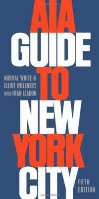 AIA Guide to New York City cover