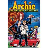 Archie: The Man from R.I.V.E.R.D.A.L.E. (Archie Adventure Series) cover