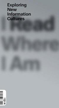 I Read Where I am cover