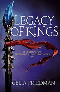 Legacy of Kings (The Magister Trilogy, #3) cover