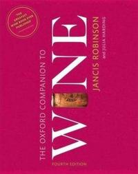 The Oxford Companion to Wine cover