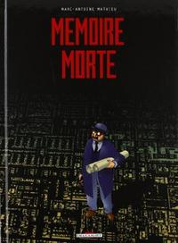 Mémoire morte cover