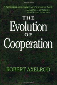 Evolution of cooperation cover