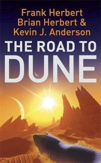 The Road to Dune cover