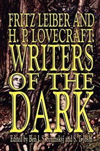 Fritz Leiber and H.P. Lovecraft cover