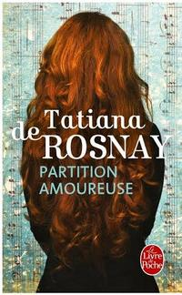 Partition amoureuse cover