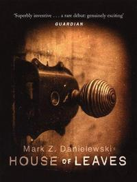 House of Leaves cover
