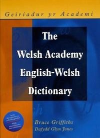 The Welsh Academy English-Welsh Dictionary cover