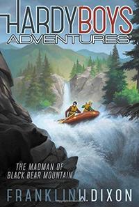 The Madman of Black Bear Mountain cover