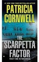 The Scarpetta Factor cover