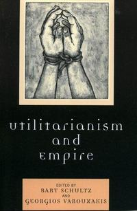 Utilitarianism and empire cover