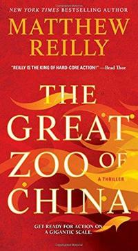The Great Zoo of China cover
