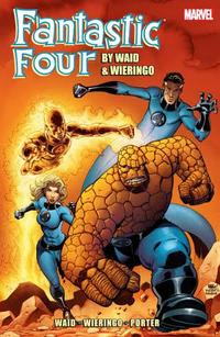 Fantastic Four by Mark Waid and Mike Wieringo Ultimate Collection Book 3 cover