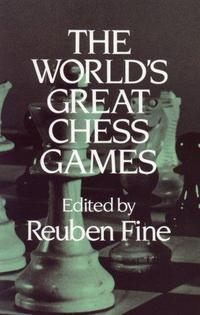 The World's great chess games cover