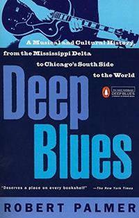 Deep Blues cover