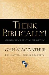 Think Biblically! cover