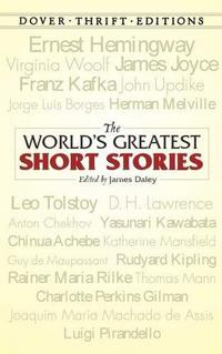 The world's greatest short stories cover