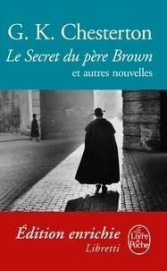 The Secret of Father Brown cover