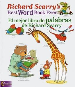 Richard Scarry's Best Word Book Ever / El mejor libro de palabras de Richard Scarry cover